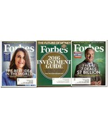 Forbes Lot Melinda Gates 2016 Investment Guide Trevor Rees Jones Warren ... - $3.95