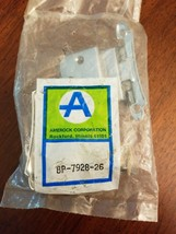 "Amerock BP7928-26 Polished Chrome Self-Closing, Face Mount 3/8"" Hinges - $4.90"