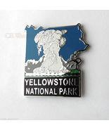YELLOWSTONE NATIONAL PARK OLD FAITHFUL LAPEL PI... - $4.46