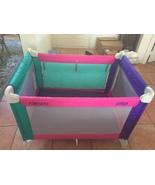 Pack 'N Play Playard - Sport Purple / Green - $39.95