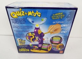 Quiz-a-majig Game Quiz Marbles Contraption Goliath Games Family Fun New ... - $39.99