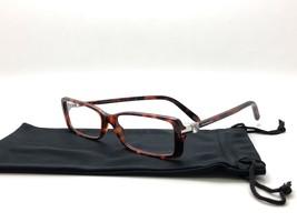 Tiffany & Co. Tortoise Crystal TF2060-G 8141 Women 53 Eyeglasses frame - $88.17