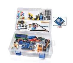 Weikedz NEWEST RFID Starter Kit for Arduino UNO R3 Upgraded Version Lear... - $48.51
