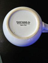 GODIVA Belgium 1926 Over Sized White Large Ceramic Coffee Cup 20 oz Netherlands  image 4