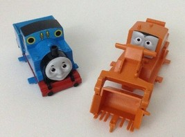 Replacement Tomy Thomas Friends Big Loader Set #6563 Character Chassis Covers - $10.84