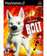 Bolt (Sony PlayStation 2, 2008) - $9.89