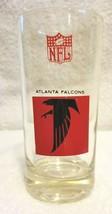 Vintage Nfl Football 1960'S Rare Logo Glass Atlanta Falcons & St Louis Cardinals - $95.00