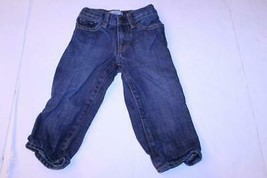 Infant/Baby Baby Gap Sz 2 Yrs. Jean Pants Original Fit - $9.49