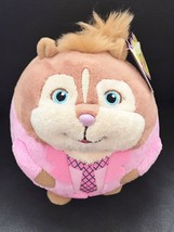 "2012 Ty Alvin & The Chipmunks Brittany Beanie Ballz 5"" Plush Toy - $8.59"