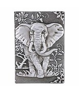Elephant Embossed Notebook Journals Classic Diary Ruled Note Writing Pag... - $19.03