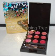 Avon mark On the Dot Lip Gloss Compact - 9 Glosses  - $7.12