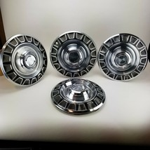 "1970 Ford Mustang Standard 14"" Hubcaps Vintage Center Caps Wheel Cover Set of 4 - $119.00"