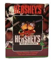 1993 Enesco Hershey's Milk Chocolate Sweet Season's Eatings Christmas Ornament - $25.00