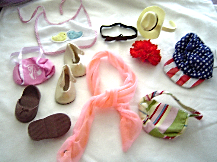 "18""Doll Accessories Set Fits 18"" Doll American Girl Our Generation"