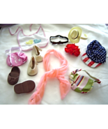 "18""Doll Accessories Set Fits 18"" Doll American Girl Our Generation - $16.99"