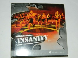 Beachbody Insanity Workout 10  DVD Set Complete Workout - $24.75