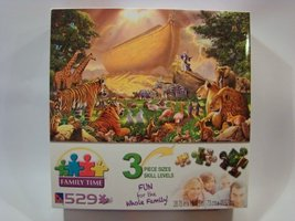 Family Time 529 Piece Jigsaw Puzzle: The Gathering - $11.46