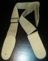 Acoustic Guitar Strap - Soft Cotton no Slide During Playing and Comfy. K... - $15.49