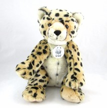 2007 Build A Bear CHEETAH Plush Spotted Cat Ret... - $26.07