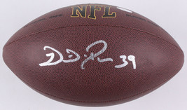 Willie Parker Signed Full Size Wilson NFL Football TSE Signing Steelers - $116.86