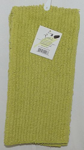 Shaggies Towel 012500 Color Limealicious 100 Percent Cotton
