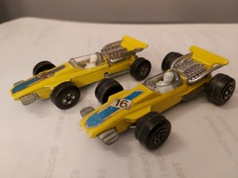 MATCHBOX SUPERFAST MB34 -- FORMULS 1 RACING CARS - YELLOW - THIN TYRES T... - $6.06