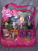NEW Barbie in the Pink Shoes Mattel X8833 5 Figures +2 Ballet Outfits To... - $30.00