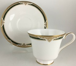 Royal Doulton Forsyth H5197 Cup & saucer - Factory 2nd quality - $15.00