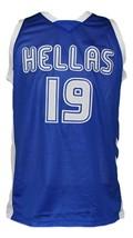 Giannis antetokounmpo  19 greece basketball jersey blue   1 thumb200