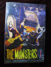 The Munsters Living Room - 1997 Polar Lights - unopened sealed  model kit - $57.97