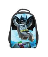 New Movie The Lego Movie Batman backpack Bag - $27.95