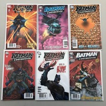 Lot of 11 Batman Confidential (2006) #4-6 8 9 13 16 20 22 25 28 VF Very ... - $24.75