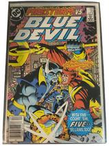 Firestorm vs Blue Devil ~DC Comics #23~ Apr. 1986 - $4.95