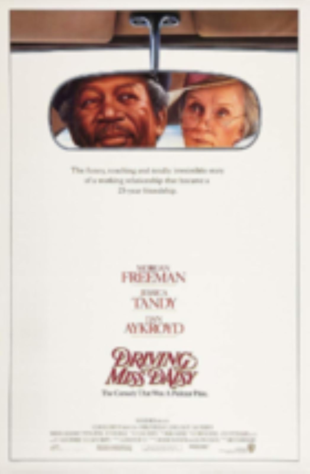 Driving Miss Daisy Vhs