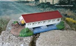 DANBURY MINT ASHUELOT BRIDGE, NH (1993) – PERFECT SHAPE - ORIGINAL PACKA... - $49.95