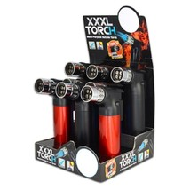 XXXL 4 torch super power LIGHTER - 1x w/Random Color and Design