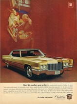 Vintage 1970 Magazine Ad Cadillac Don't Let Another year Go By Buy Cadillac - $5.93