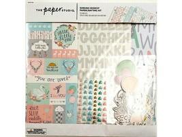 The Paper Studio Darling Deerist Papercrafting Kit, Baby, Scrapbooking #1674738