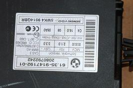 Mini Cooper R55 R56 R57 DME ECU ECM EKS CAS3 Computer Ignition Switch Fob Tach image 5
