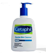 2 X 500ML CETAPHIL GENTLE SKIN CLEANSER FOR FACE & BODY EXPRESS SHIPPING - $93.90