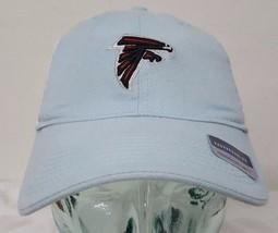 Atlanta Falcons NFL Sky Blue Reebok Adjustable Slouch Hat Cap NWT - €8,79 EUR