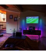 2-Pack Minimalism RGB Corner Floor Lamps - $159.00