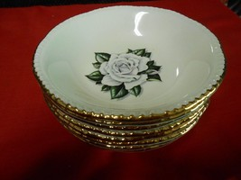 "Beautiful HOMER LAUGHLIN Dinnerware ""Gardenia"" ... - $27.39"