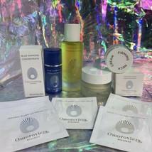 Omorovicza Lot Neck + Rejuvenating Night Cream Firming Body Oil + Blue Diamond image 1