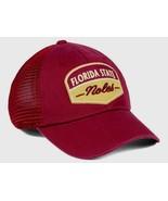 Florida State Seminoles Mens TOTW Society Adjustable Trucker Hat Cap - OSFM  NWT - $14.49