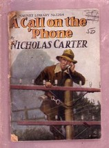 NEW MAGNET LIBRARY-#1264-CALL ON PHONE-NICK CARTER FR - $31.53