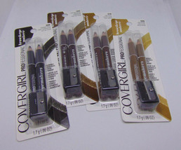 COVERGIRL PROFESSIONAL Brow & Eye Makers 0.06oz/1.7g Choose Shade - $5.95