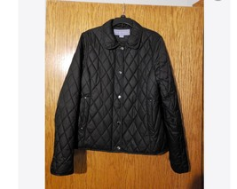 Ladies Laura Scott Jacket BLACK SMALL - $28.50