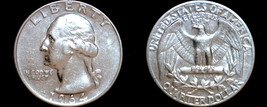 1964-P Washington Quarter Silver - $9.99