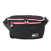 Tommy Hilfiger Cross Body City Trek Adjustable Strap Travel Waist Bag TC090CI9 image 2
